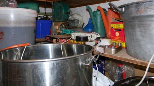 Attrezzatura per fare la birra artigianale all grain