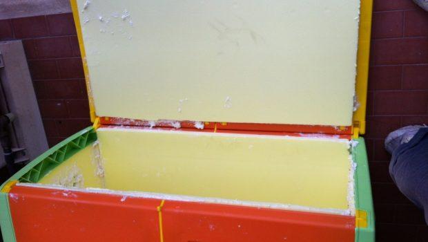 costruire camera fermentazione
