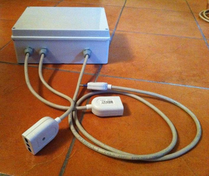 My blog space scatola di controllo della temperatura stc 1000 for Scatole elettriche esterne