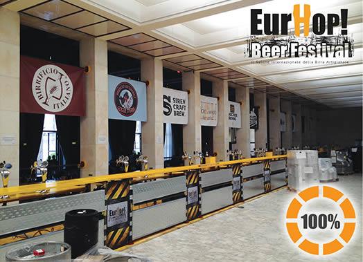 Eurohop Salone delle Fontane