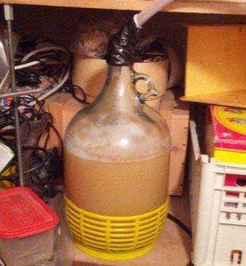 fermentazione-birra-damigiana