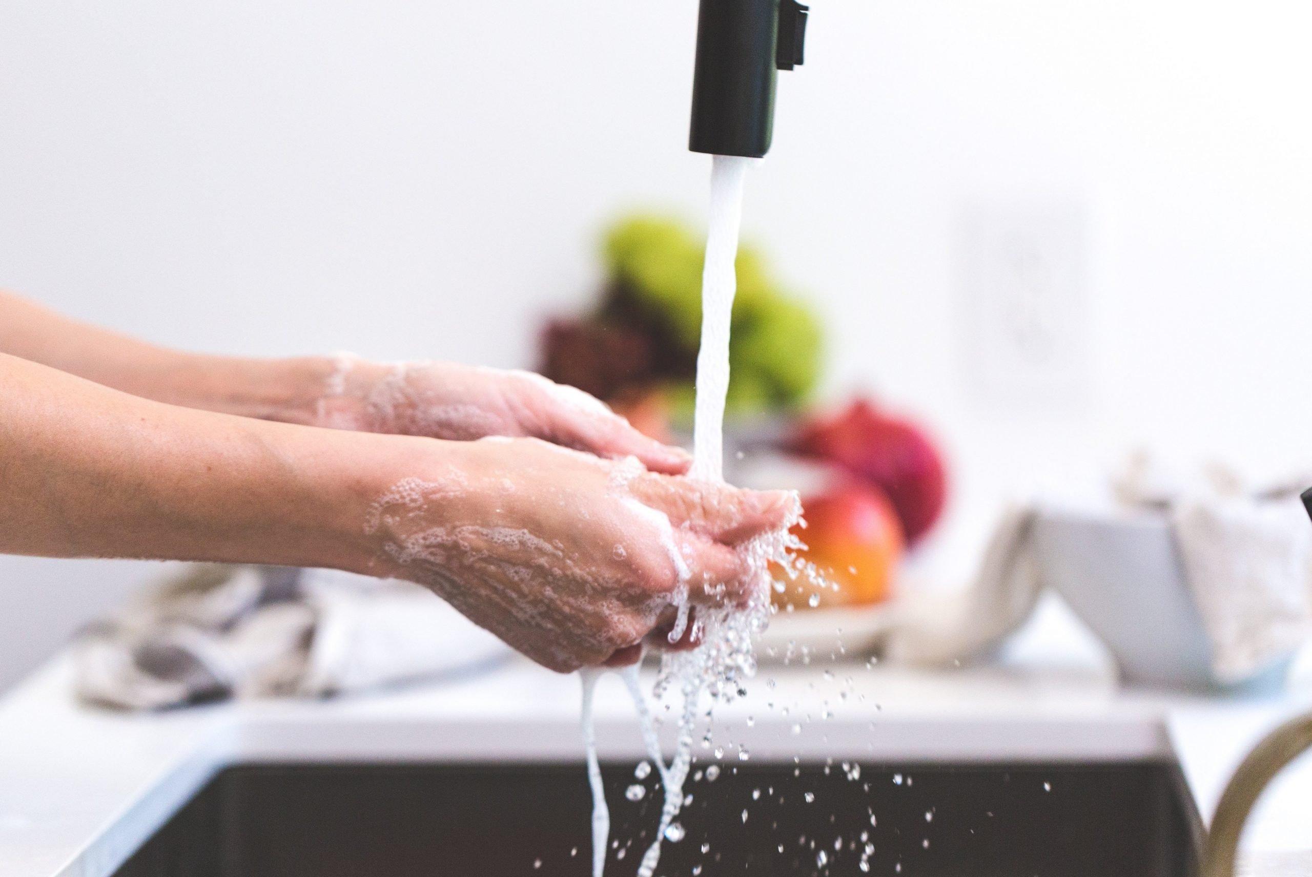 sanitizzazione e pulizia