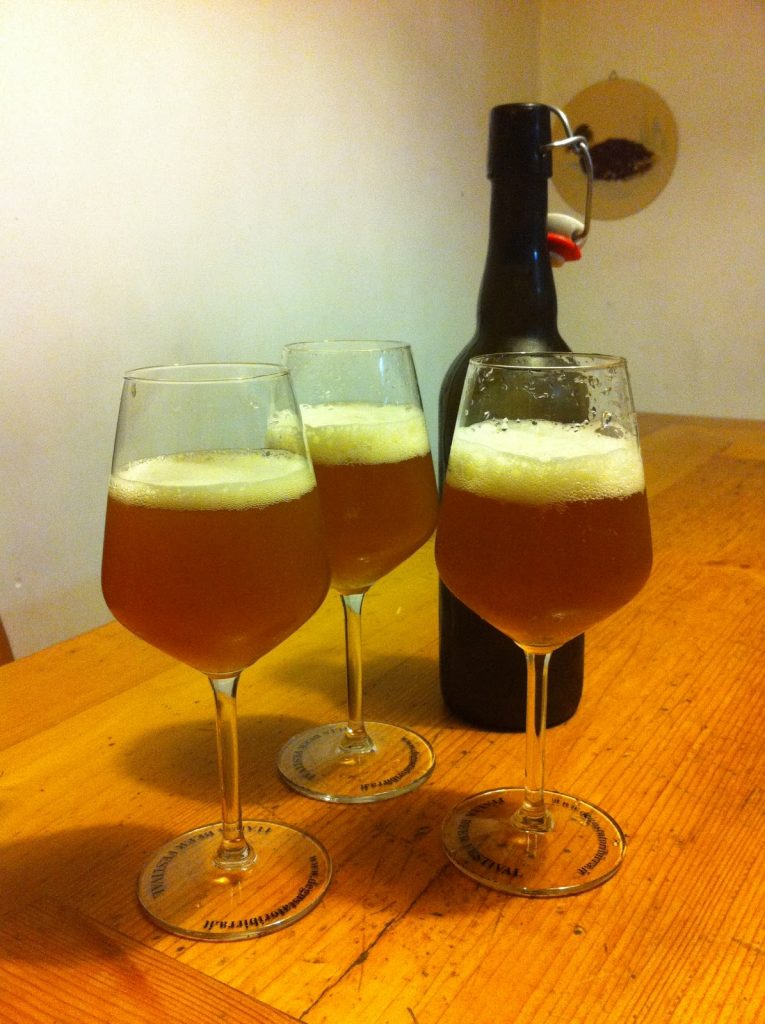 birra saison all grain artigianale