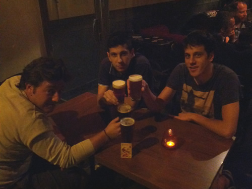 Gli Amici al Barley Wine