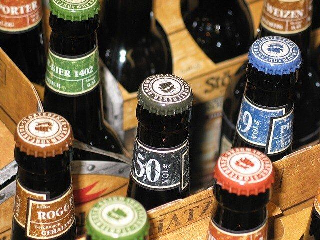 bottiglie birra belle